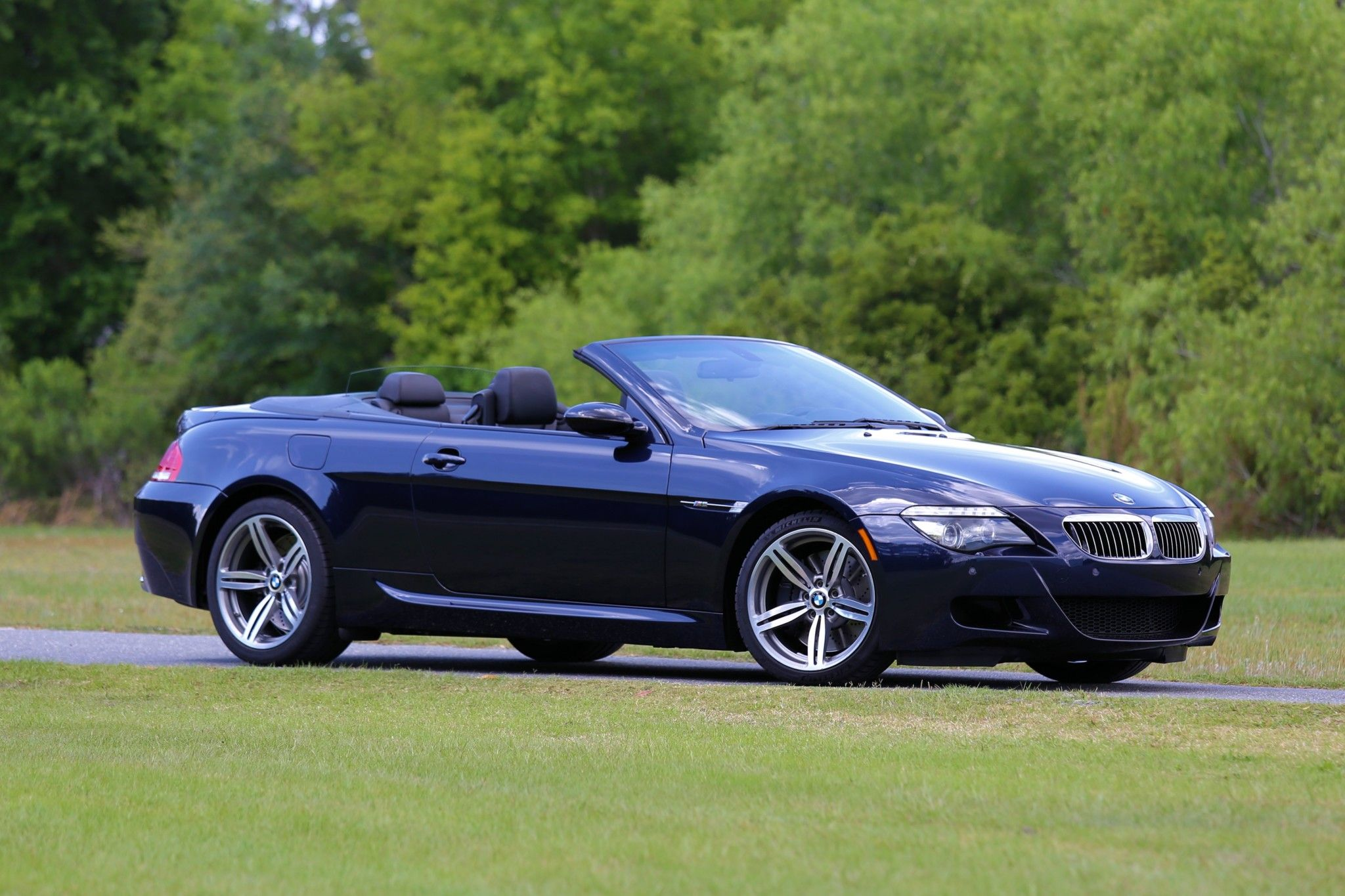 20kMile 2008 BMW M6 Convertible in 2020 Bmw, Bmw m6
