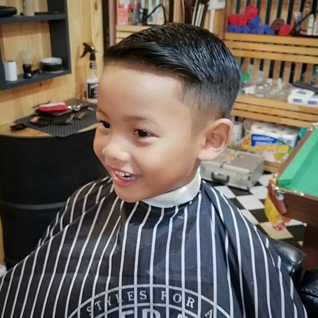 New The 10 Best Hairstyles With Pictures Open Now Kids Thaistyle Barberthailand Haircut Childrensparty Cool Hairstyles Hair Styles Hair Today