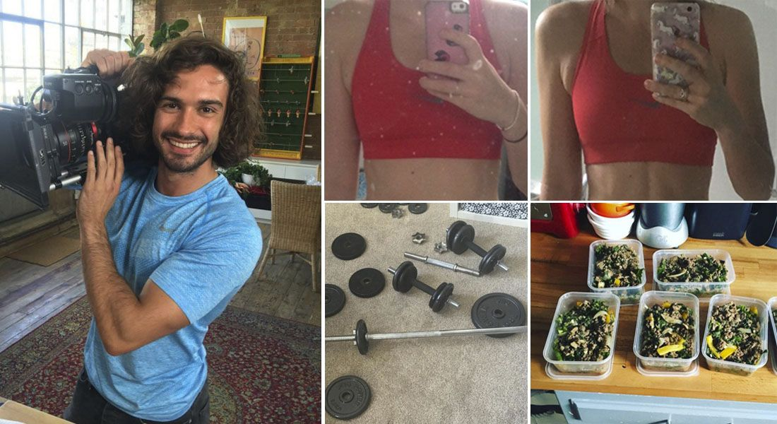 'I did The Body Coach plan and here's how my body changed ...