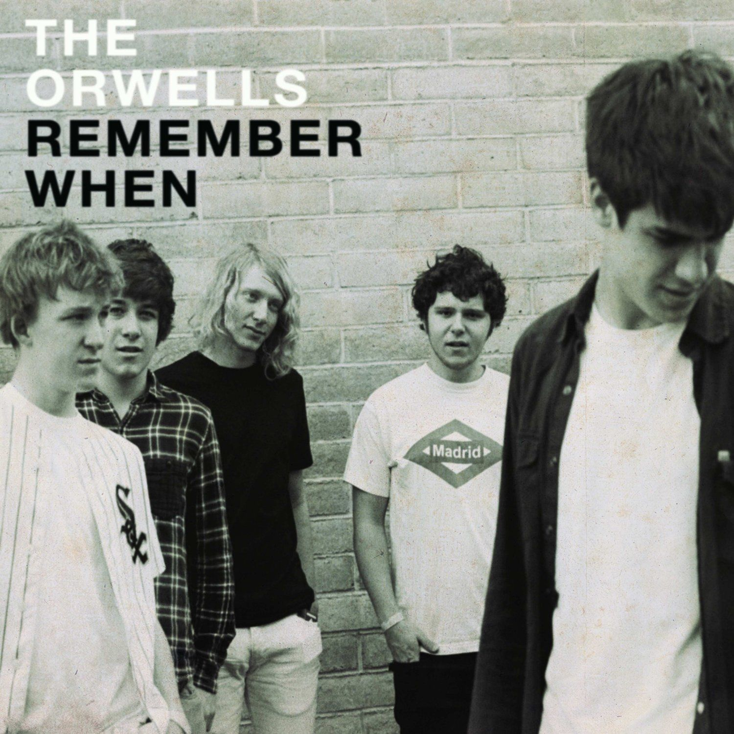 The Orwells: Remember When