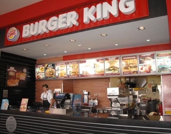 Get The List Of All Dishes In The Burger King Http Www Bk Com