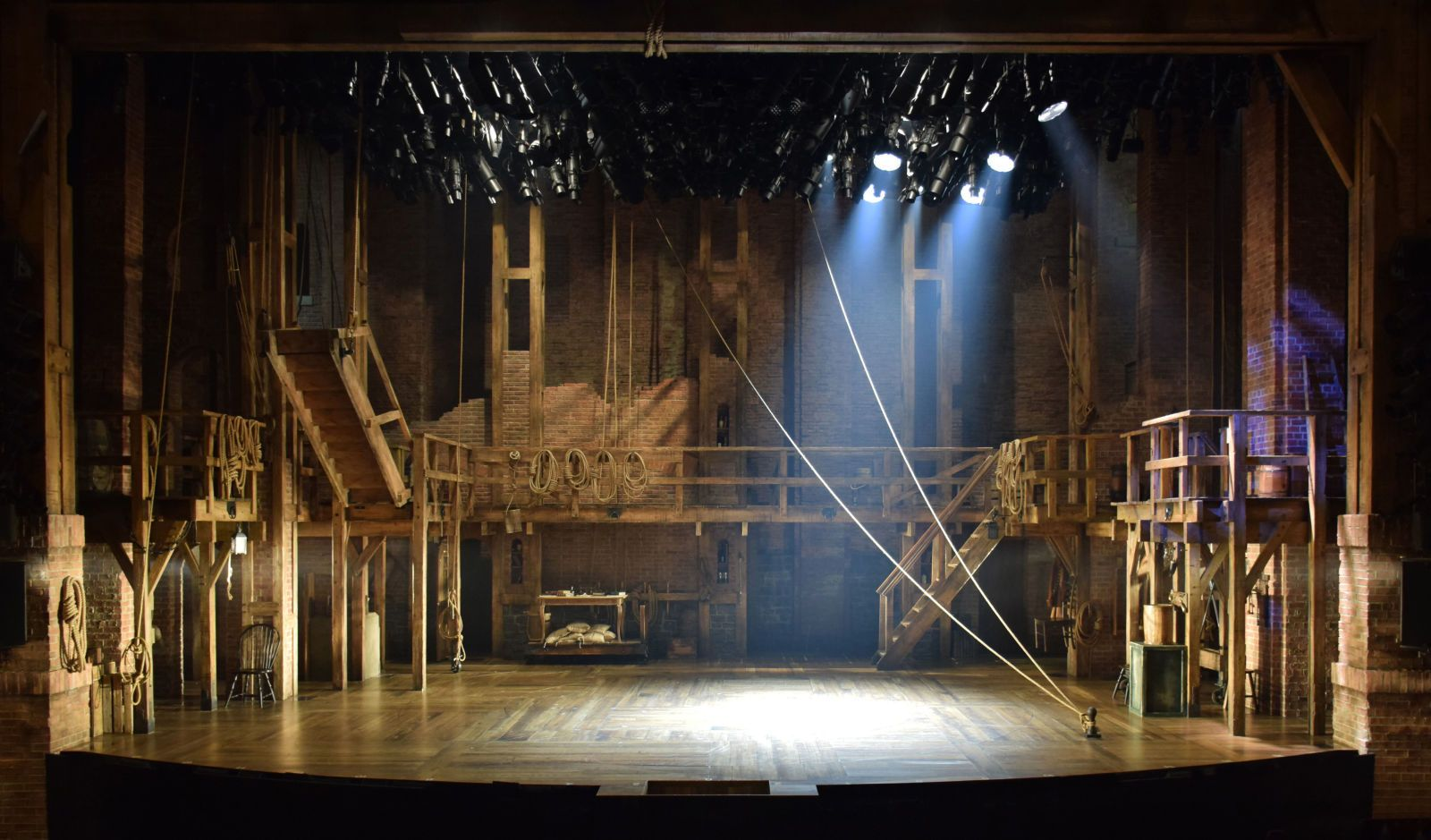 Behind The Curtain How I Became The Set Designer Of Hamilton