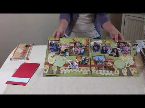Many pictures youtube waterfall album on your pages for Waterfall design in scrapbook