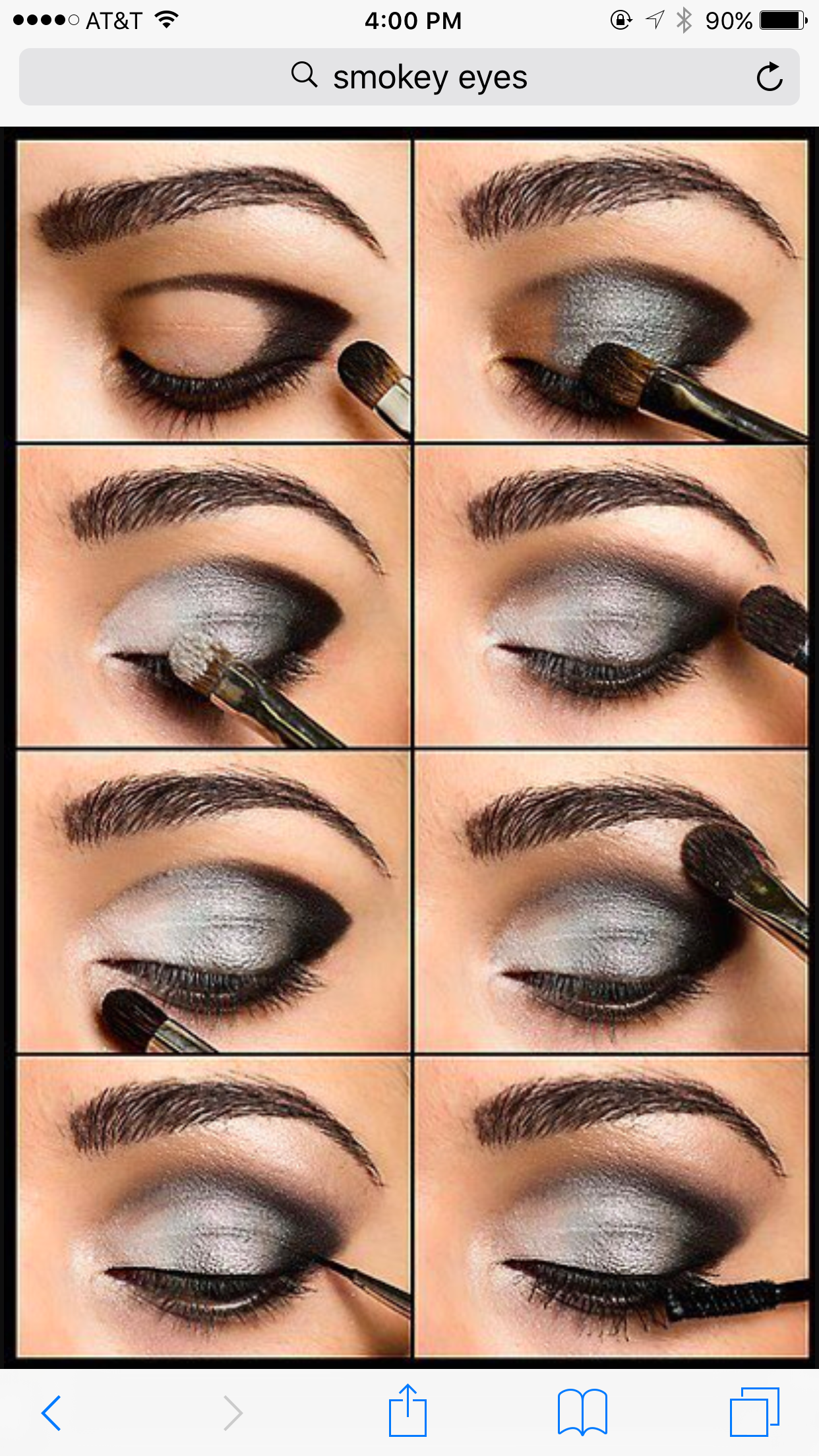 How to do a smiley eye makeup ideas pinterest smiley makeup how to do a smiley eye baditri Image collections