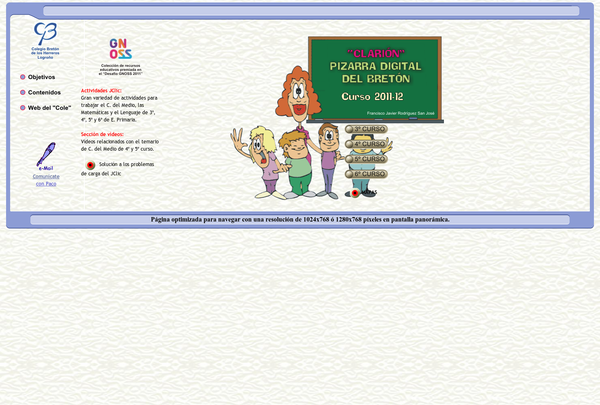 http://www.clarionweb.es via @url2pin