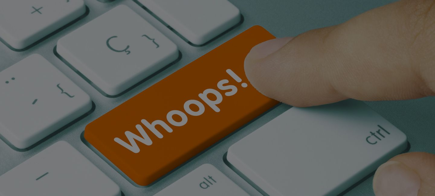 4 Digital Marketing Blunders You Need To Avoid Today!