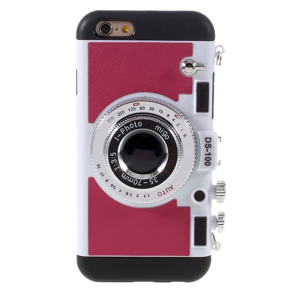 coque lens iphone 6