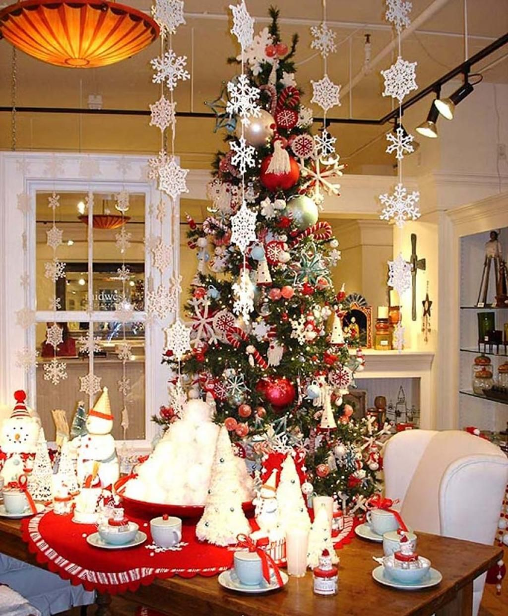 dining room | christmas | pinterest | christmas tree, christmas