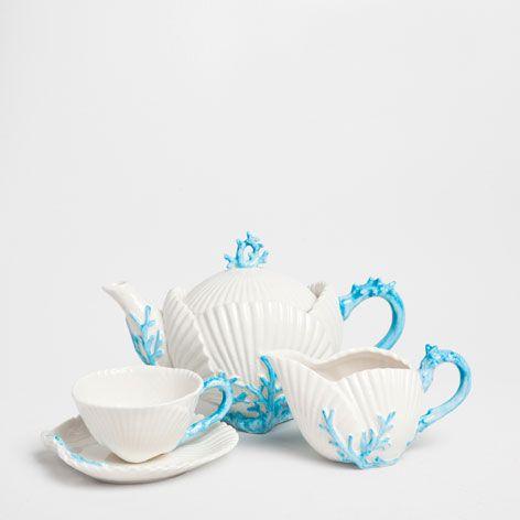SEASCAPE SET - Dinnerware - Tableware | Zara Home United ...