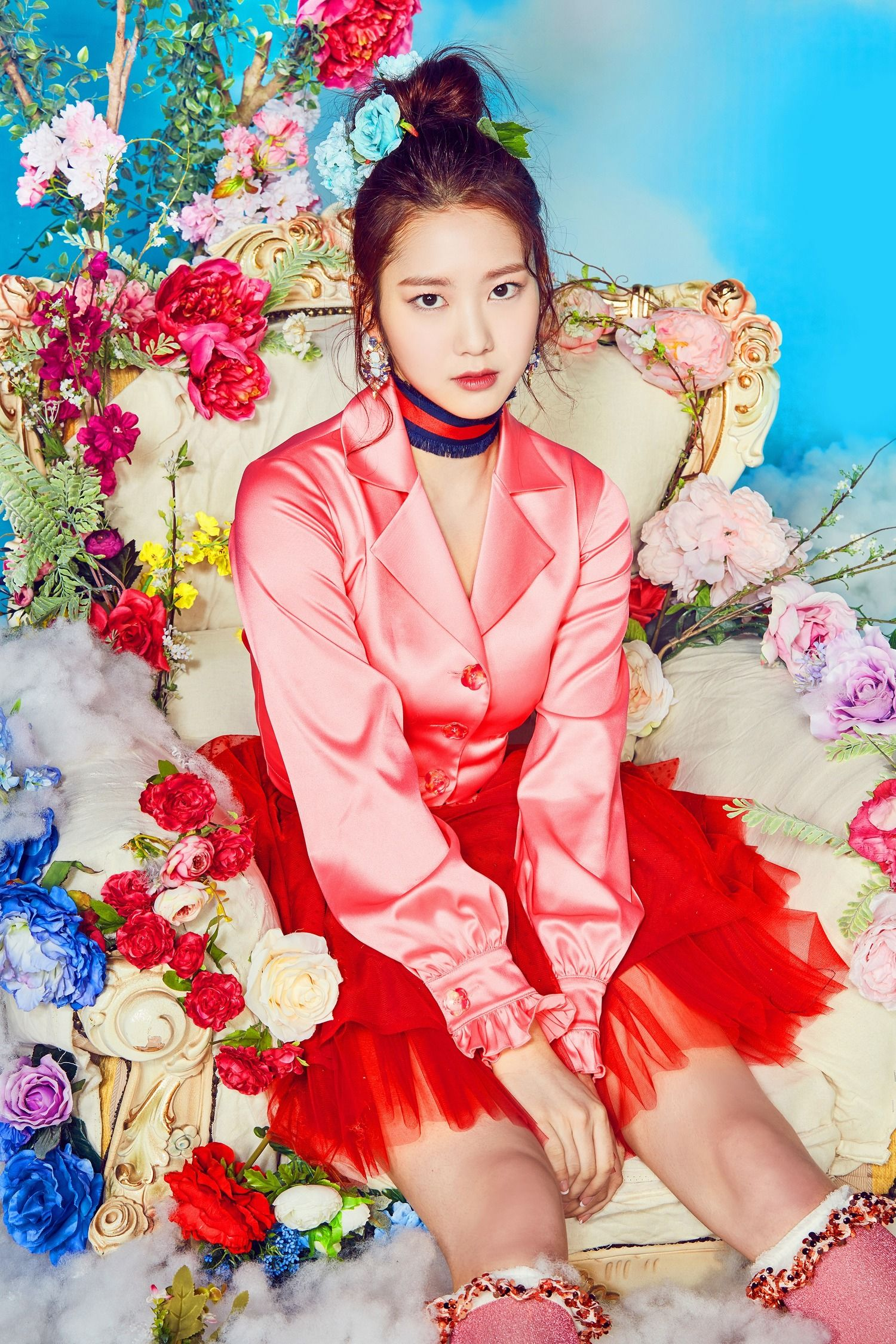 Oh My Girl Jiho - Coloring Book   Oh My Girl (오마이걸)   Pinterest ...