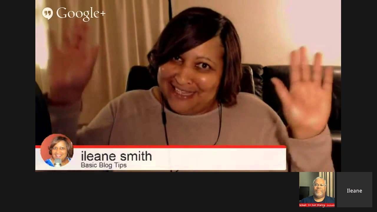 Talking Blogging & Social Media Status With Ileane Smith