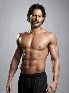 best male abs in hollywood