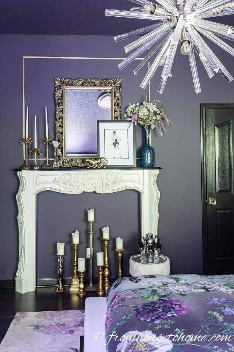 Purple And Gold Bedroom Decor Purple Bedroom Decorating Ideas Create A Stunning Master Purple Bedrooms Dark Purple Bedrooms Purple Bedroom