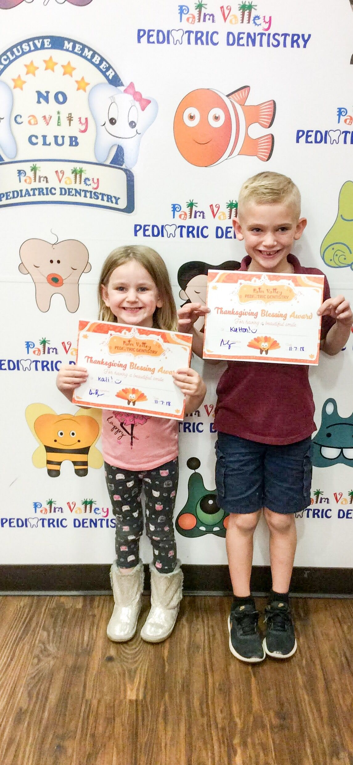 Palm valley pediatric dentistry orthodontics with