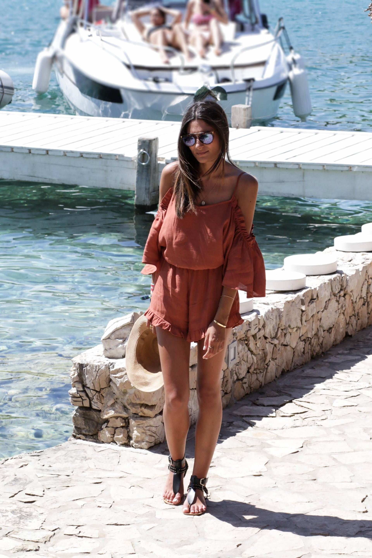 Junesixtyfive En 2019 Outfits Rouille Combishort MangoStreet wuPTZOXik