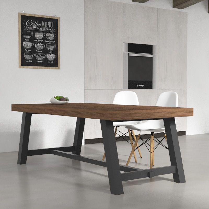 tavolo da cucina tv05 veca italy realizza e vende online tavoli da cucina con basamenti tavoli