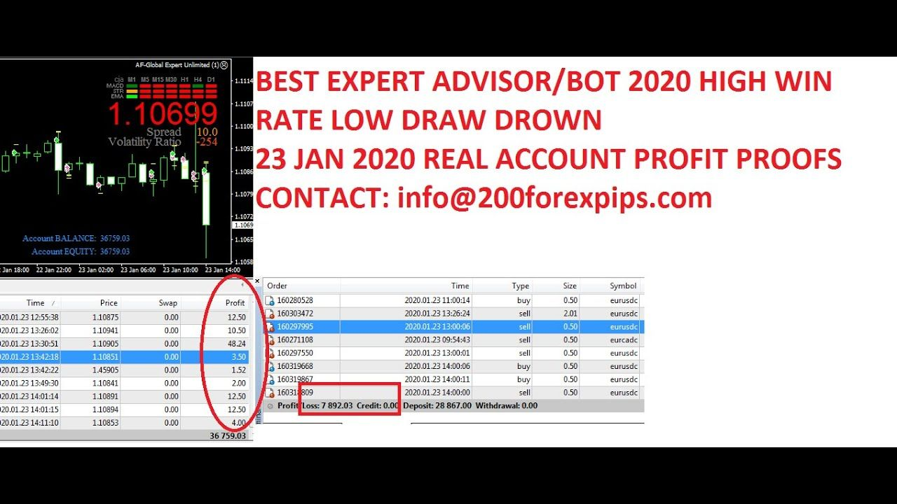 Super Expert Advisor Automated Forex Trading 2020 Review 9