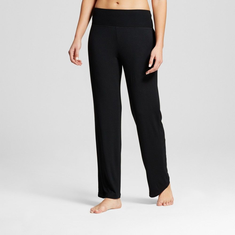 1eb07e89d2319 Women's Post Maternity Lounge Pant - Black S | Products | Pants ...