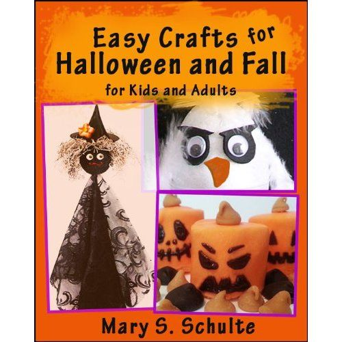 Easy Crafts for Halloween and Fall - Crafts for Kids and Adults