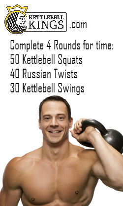 Get the best Kettlebell Workouts for muscle strength & weight lose