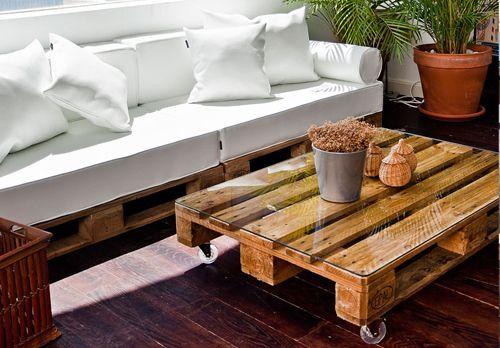 la nueva tendencia en decoracin sofs con palets