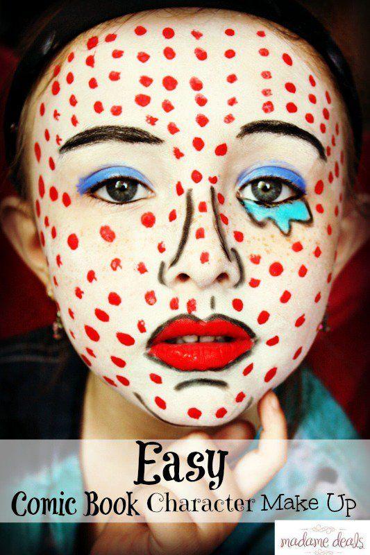 Halloween Make Up for Kids | Kid, Easy halloween and Makeup