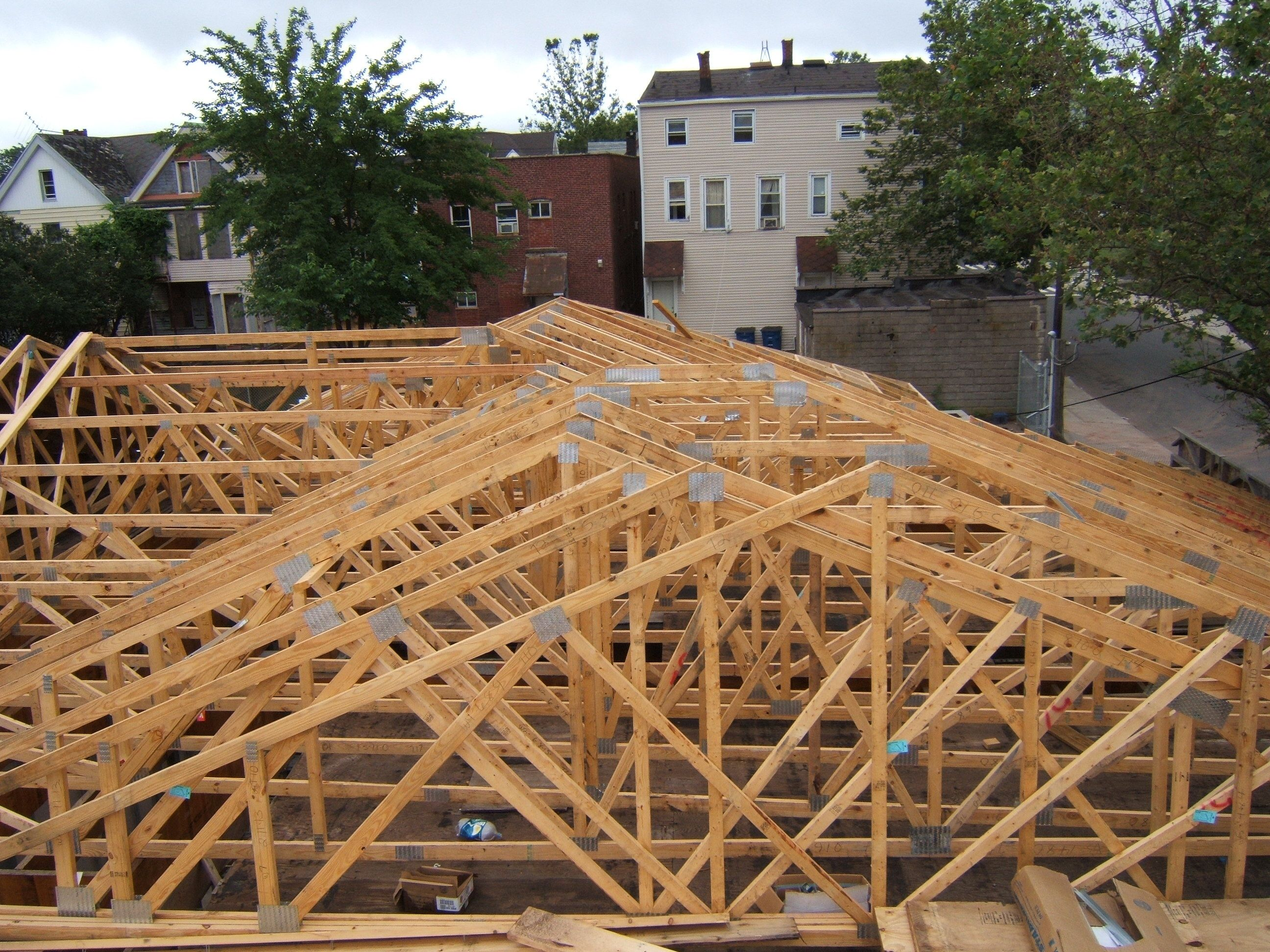 new roof construction roofing jobs pinterest construction