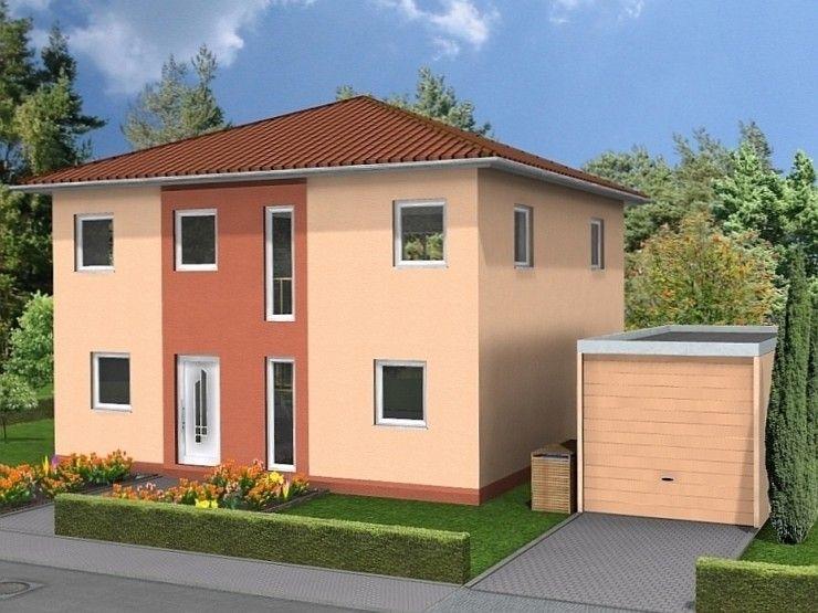 Massivhaus modern  Basel - #Einfamilienhaus von HOGAF Hausbau GmbH | HausXXL ...