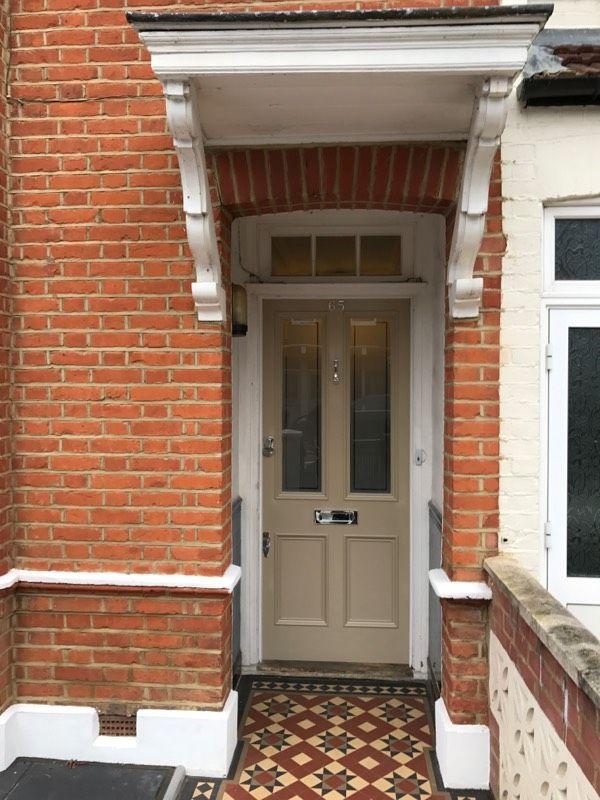 Beautiful Victorian Front Door Period Front Doors Pinterest