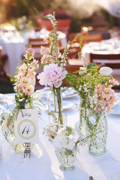 Formal Arizona Resort Wedding Wedding Vases Wedding Vase Centerpieces Vintage Vases Wedding