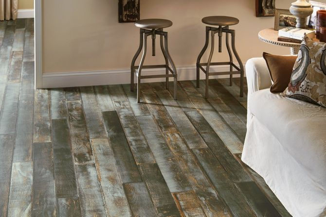 Laminate Armstrong Surf Side Azure Mist Laminate