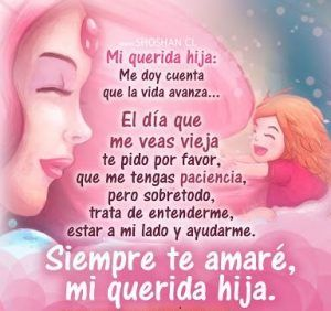 Imagenes De Amor Para Tu Hija 6 Hija Pinterest Daughter Quotes