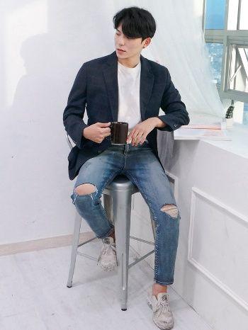 c2b97faea03a More More. More More  KoreanFashion Korean Fashion Men ...