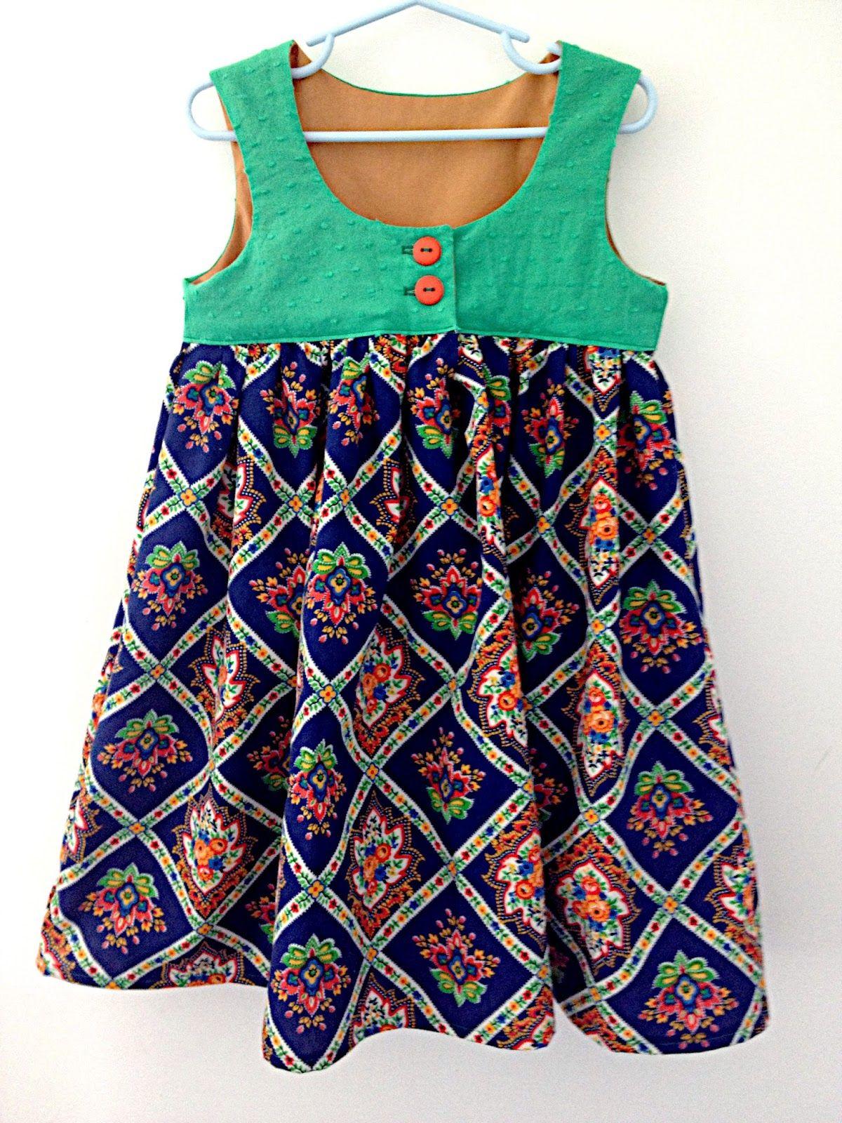 2d04dfdabbf0 Modern Handmade: Desert Rose // A perfect summer dress | Sewing ...