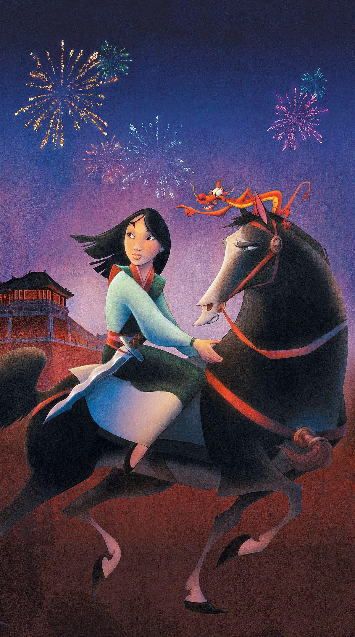 Disney developing liveaction 'Mulan' film Disney