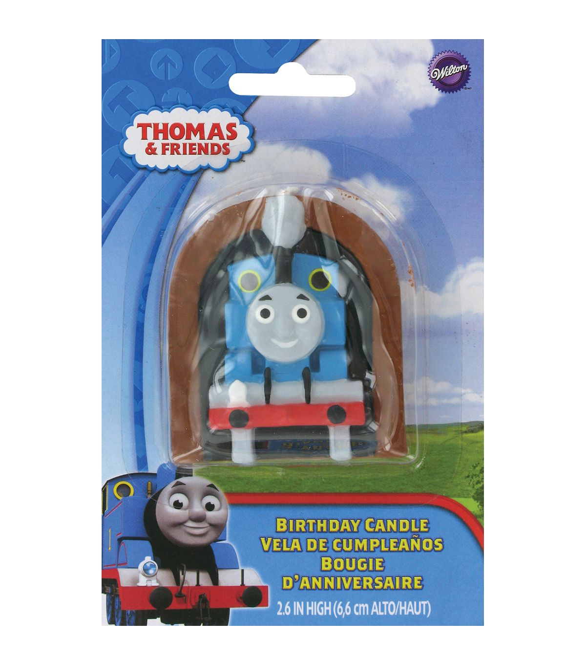 Thomas /& Friends Birthday Candle BY WILTON