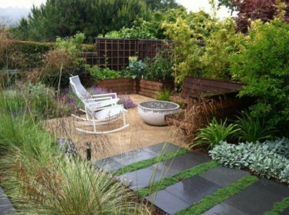 45 idées jardin minimaliste et zen pour créer une ambiance reposante ...