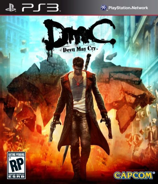 DMC: Devil May Cry (PS3) OUT 01.15.13