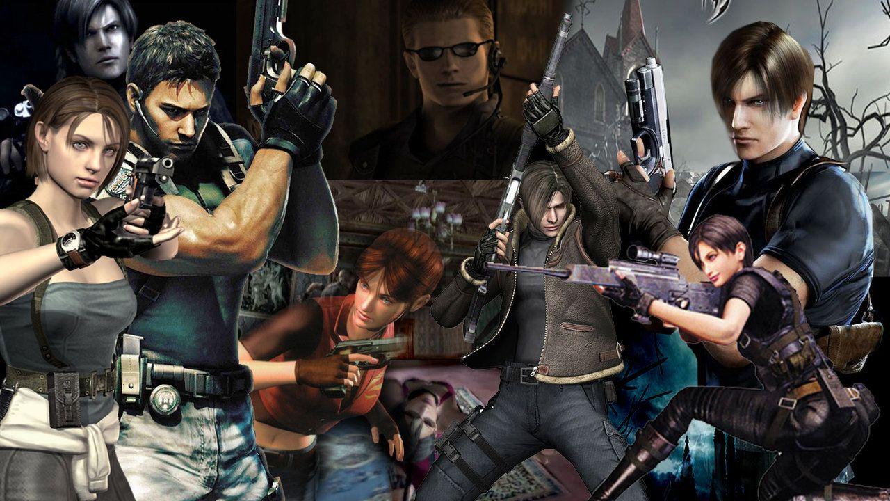 Resident Evil Monsters Resident Evil By The Monster Hunter On Deviantart Resident Evil Monsters Resident Evil Monster Hunter