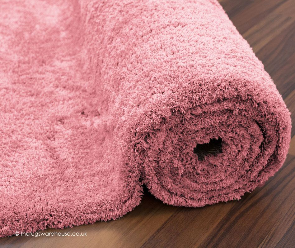 Velvet Pink Rug Texture Close Up A Soft To The Touch 100
