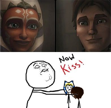 Luxsoka How Many Of You Luxsoka Shippers Expect A Kissing Scene