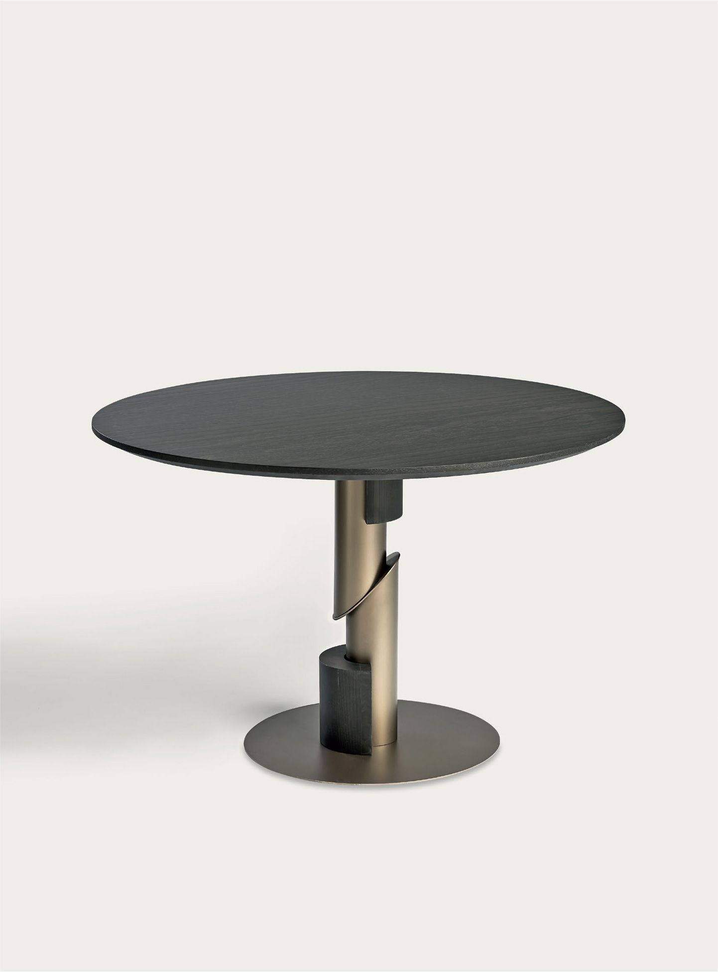 Shakedesign Tables And Desks Flow Table With Wooden Elements In