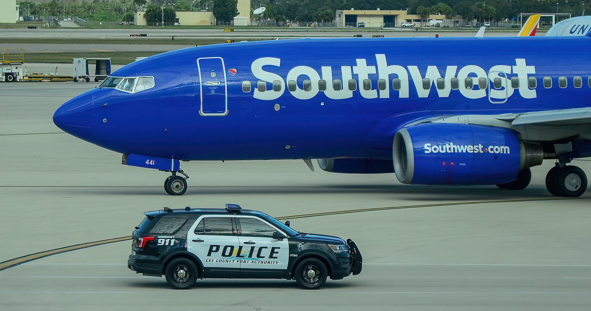 N441wn Southwest Airlines Boeing 737 7h4 S N 29837 In 2021 Southwest Airlines Boeing 737 Southwest Florida International Airport