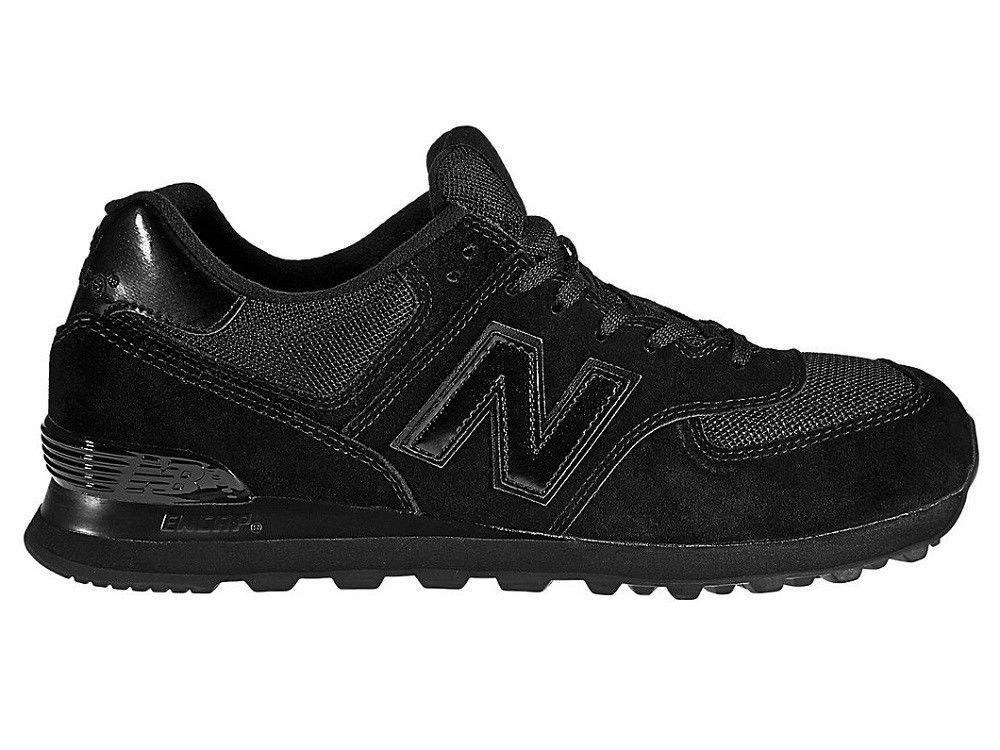 new balance 574 classic triple black