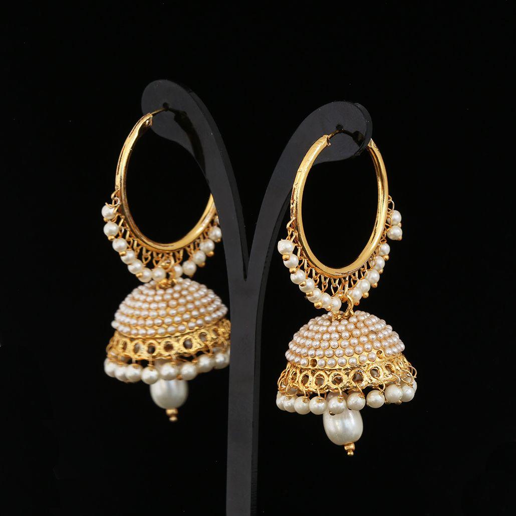 42++ Wedding earrings gold hoops information