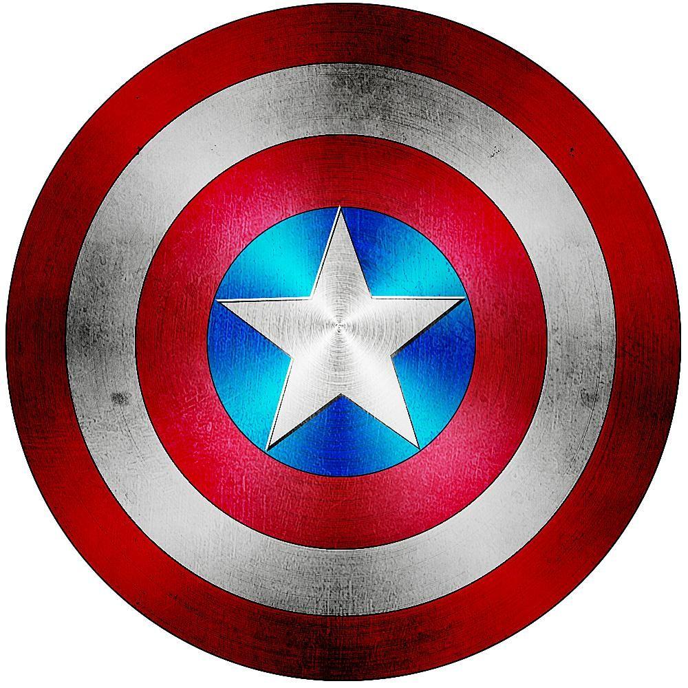 Escudo Capitao America Pesquisa Google Capitao America Desenho