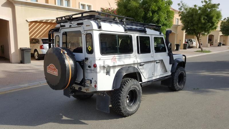 Dubizzle Dubai Defender 1988 Land Rover Defender 110 County