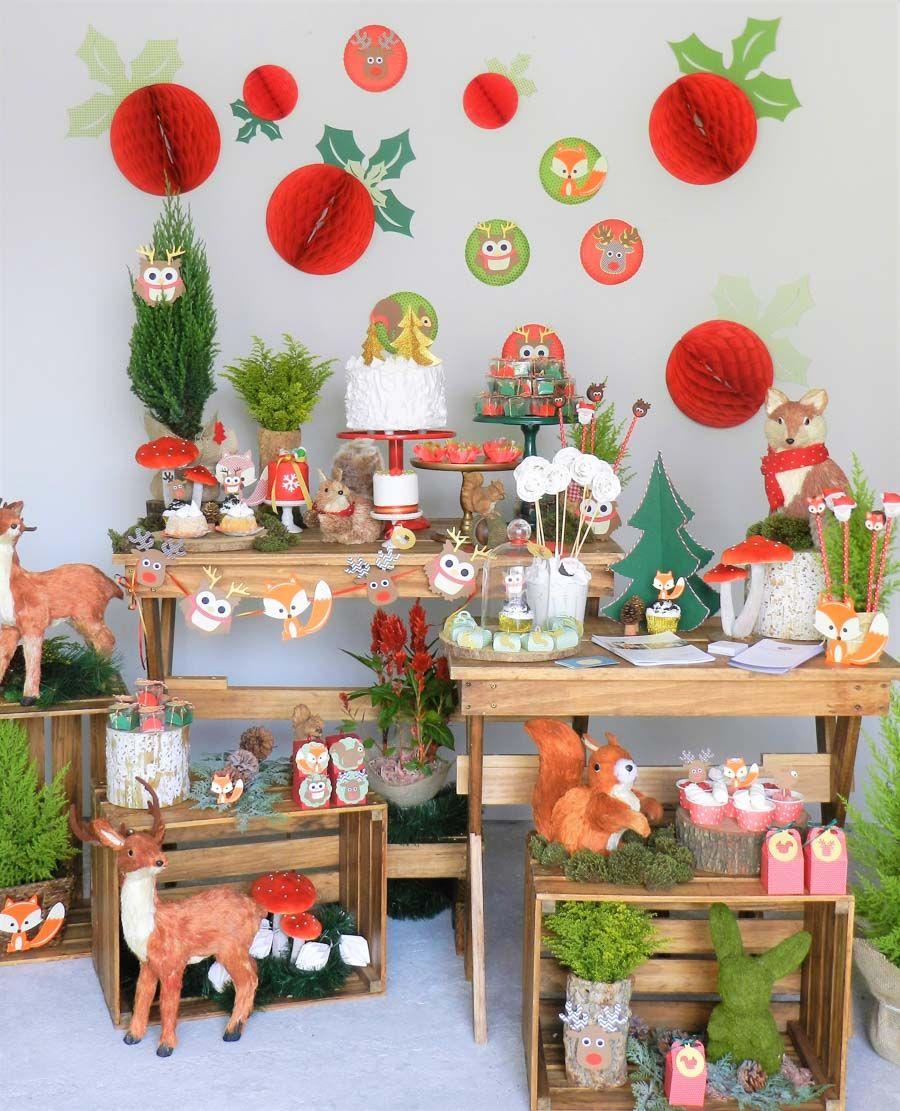 Festa Infantil Festas Infantis De Natal Chá De Bebê De