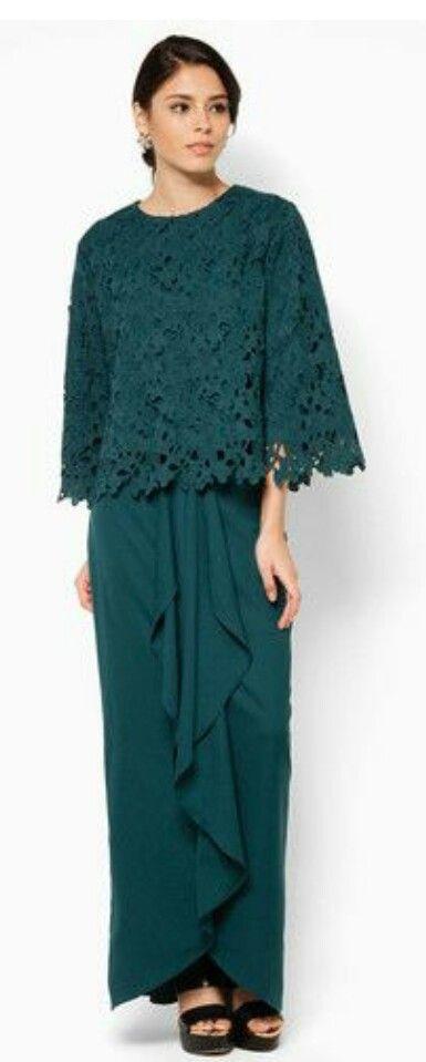 Pin By Winarni Gunawan On Brokat Kebaya Dresses Kebaya Brokat