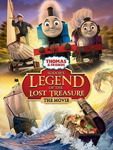 Thomas & Friends: Sodor's Legend of the Lost Treasure (2015